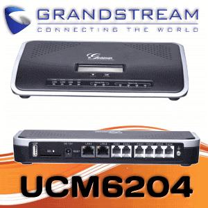 Grandstream UCM6204