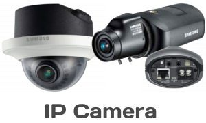 Samsung IP Camera