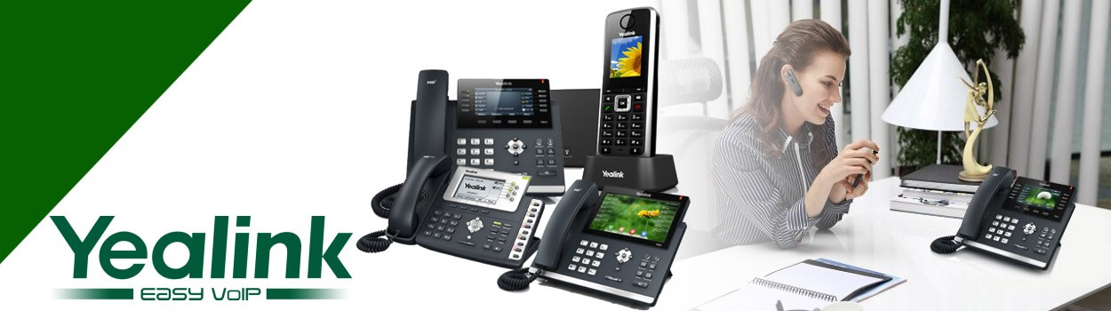 Yealink VoIP Phones kuwait