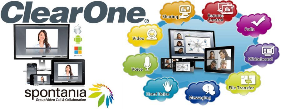 Spontania Cloud Video Conferencing Kuwait